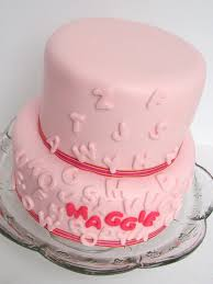 sab cakes letter birthday cake