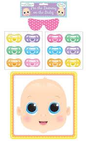 pastel polka dot baby shower unisex boy party tableware