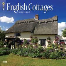 english cottageswall calendar 9781465092809 calendars com
