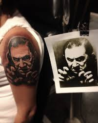 universal monsters hypnotic tattoos las vegas tattoo shop count