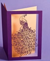 laser cut wedding programs vintage rustic lace floral doily scroll laser cut custom wedding