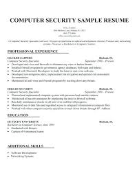 security resume examples and samples security officer resume