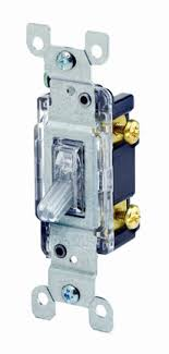key operated light switch types of light switches