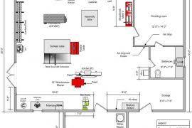Wood Shop Floor Plans Home Plans Simple Home Act