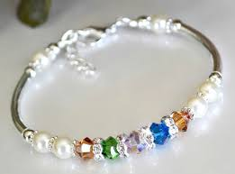 mothers birthstone bracelets a personal favorite from my etsy shop https www etsy listing