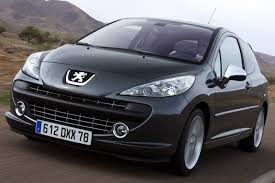 peugeot dubai 2007 peugeot 207 rc review top speed