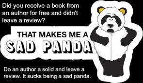Sad Panda Meme - books books and more books bookblogwrimo thanks for the memes