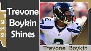 seahawks light up sign seattle seahawks qb trevone boykin lights up los angeles chargers