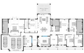 custom home floor plans free creative ideas colonial house designs and floor plans australia 8