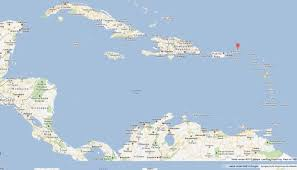 Map Of Cayman Islands British Virgin Islands Map