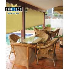 Exterior Patio Blinds Perk Up Your Patio With Outdoor Sun Shades The Finishing Touch