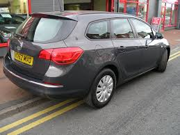vauxhall astra 1 2 exclusiv cdti ecoflex s s 5dr manual for sale