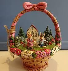 jim shore easter baskets 50 best jim shore images on jim o rourke easter eggs