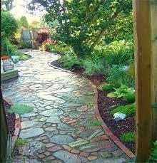 Backyard Walkway Ideas by 2654 Best Backyard Pathways Images On Pinterest Gardens Garden