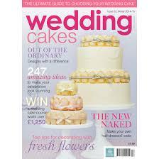 Cake Decorating Magazine Issues Wedding Cakes Magazine Winter 2014 Squires Kitchen Shop Cake