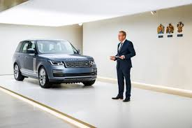 land rover london silent luxury suv new range rover revealed at london design