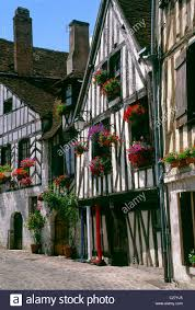 Tudor Style Houses by Flower Boxes Brighten The Historic Tudor Style Homes In The
