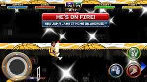 nba jam by ea sports android apps on google play