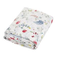 buy pip studio hummingbirds quilted bedspread amara