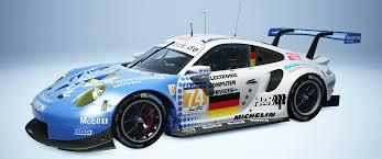 porsche 911 png s 56 design porsche 911 rsr roock racing 74