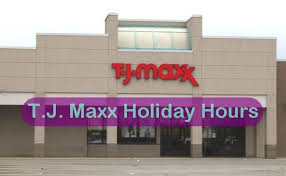 tj maxx hours today sunday its hours and locations