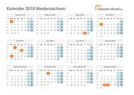 Kalender 2018 Für österreich Feiertage 2018 Niedersachsen Kalender