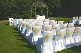 Chair Sashes Wedding Chair Covers And Sashes For Weddings In Hertfordshire Wedding Dj