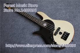 aliexpress yang chinese 4 string fodera 4 string yin yang electric bass guitar for