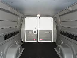 Ford Van Interior 2012 Ford Econoline Cargo Van E 150 Commercial Overview Roadshow