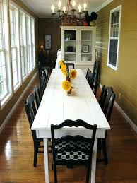 ana white dining room table long dining room table skinny dining table long dining room table