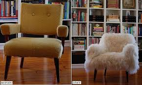How Much Does It Cost To Reupholster A Chair 28 Before After Reupholstered Chairs