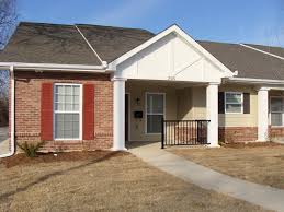 one bedroom townhomes mcbaine avenue townhomes columbia housing authority