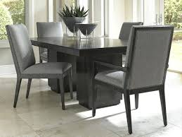 corsica rectangle pedestal dining table square pedestal dining table in black beyond wood bases amazing