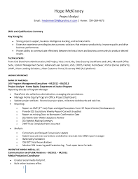 Program Analyst Resume Samples by Sample Resume Job Description The Staff Room Resume Bar Staff