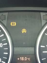 warning lights on bmw 1 series dashboard warning light question