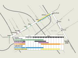 Bart Map And Schedule by Alum Rock Santa Clara Construction