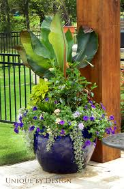 unique by design l helen weis container gardening unique by