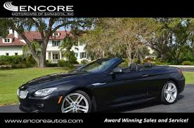 2015 bmw 650i convertible 2015 used bmw 6 series 650i xdrive convertible w m sport edition