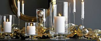 Tall Christmas Mantel Decorations by Christmas Mantel Decorating Ideas Crate And Barrel