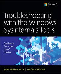 troubleshooting with the windows sysinternals tools 2nd edition