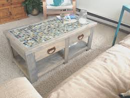 mosaic home decor coffe table creative mosaic coffee table designs home decor
