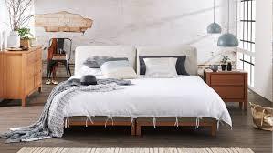 Oslo Bedroom Furniture Oslo Bed Frame Domayne