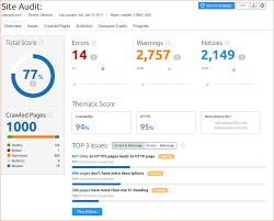 semrush review dominate your niche in serps and research