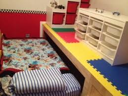 Lego Bed Frame Building A Trundle Bed Stage Finished Diy