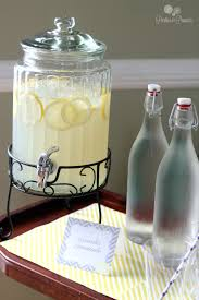 yellow and gray baby shower home gray baby showers lavender lemonade and lemonade
