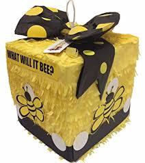 bumblebee pinata apinata4u what will it bee gender reveal pinata toys