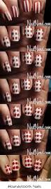 vibrant dancing stripes nail art design tutorial 89 best nail art images on pinterest make up hairstyles and