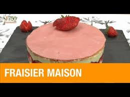 750 grammes recettes de cuisine recette de fraisier inratable 750 grammes