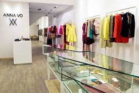 fashion boutique a cafe is located inside vo fashion boutique a modern and