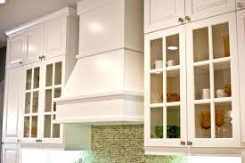 White Kitchen Cabinets With Glass Doors White Kitchen Cabinets With Glass Doors Amicidellamusica Info